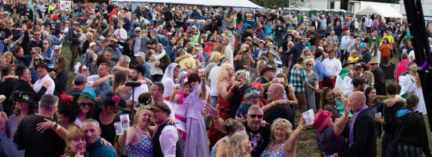 Tribfest, the world's biggest tribute band music festival